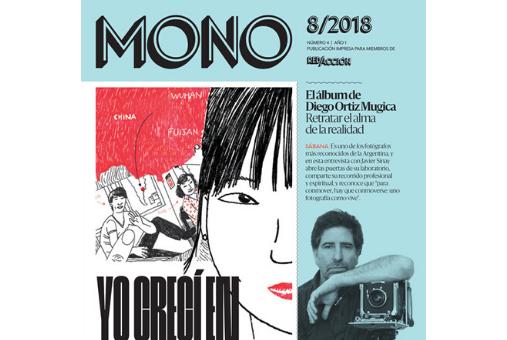 Revista Mono Red/accion