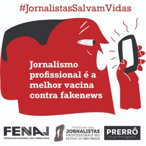 Journalists Save Lives