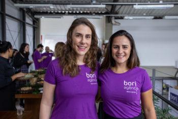 Sabine Righetti, 38, and Ana Paula Morales, 35 (right) (Photo: Bori/Marcelo Justo)