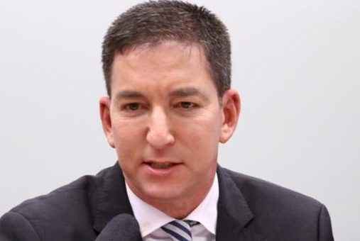 Greenwald counters Bolsonaro's attacks (Vinicius Loures_Câmara dos Deputados)
