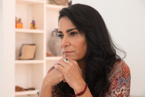 Lydia Cacho (By Eneas De Troya, CC BY 2.0)