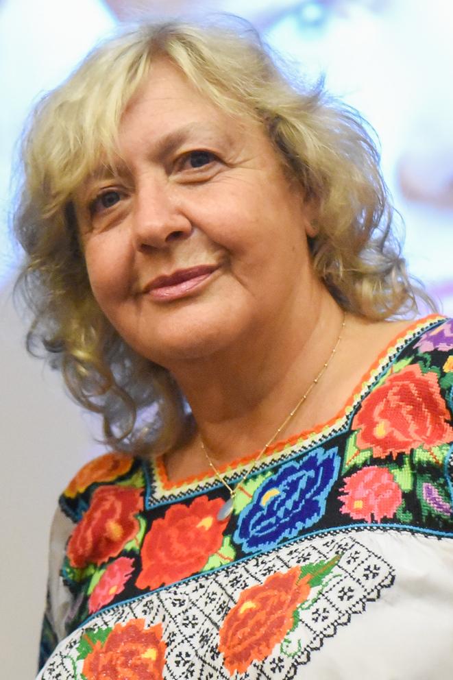 Mónica González (Photo Ministerio Secretaría General de Gobierno