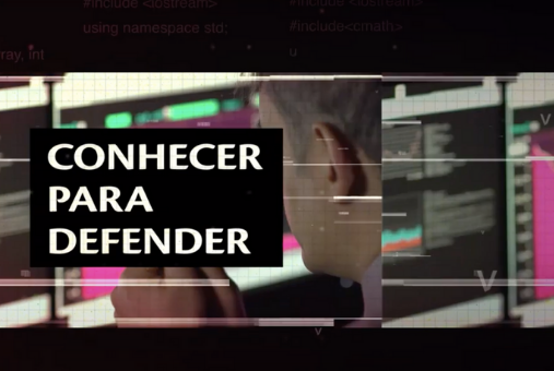 Conhecer para Defender web series