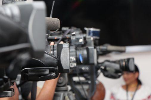 Cameras press