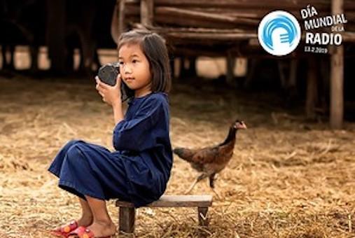 Día Mundial de la Radio. Foto: Unesco.