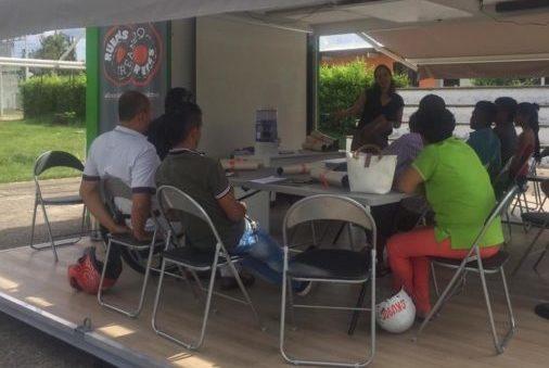 Iniciativa Ruedas Creando Redes Taller
