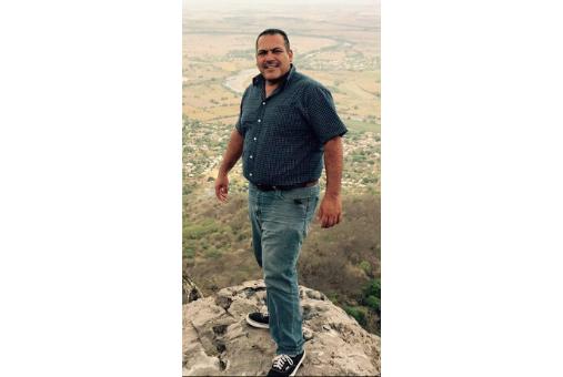 Journalist Alejandro Márquez (Facebook)