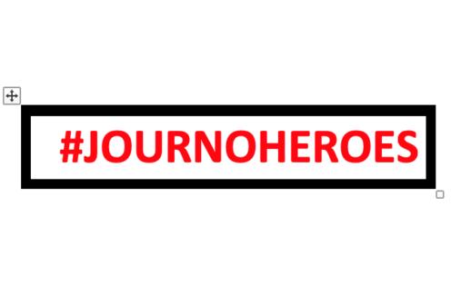 JournoHeroes Logo