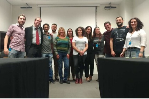 Members of Rede Com Ciência