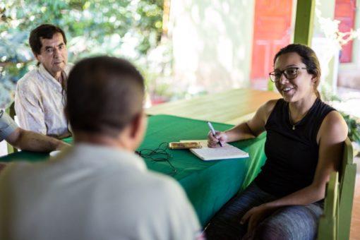 Noelia Esquivel from La Voz de Guanacaste Costa Rica