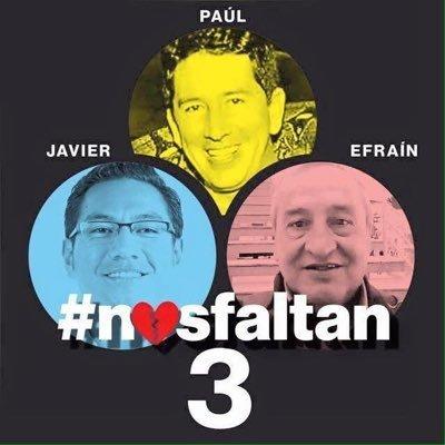 Nos Faltan 3 Ecuador