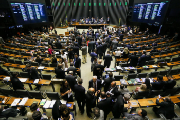 Representatives in Brazilian Congress (Photo PMDB Nacional- Flickr)