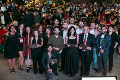 Winners of the 2018 Gabo Awards
