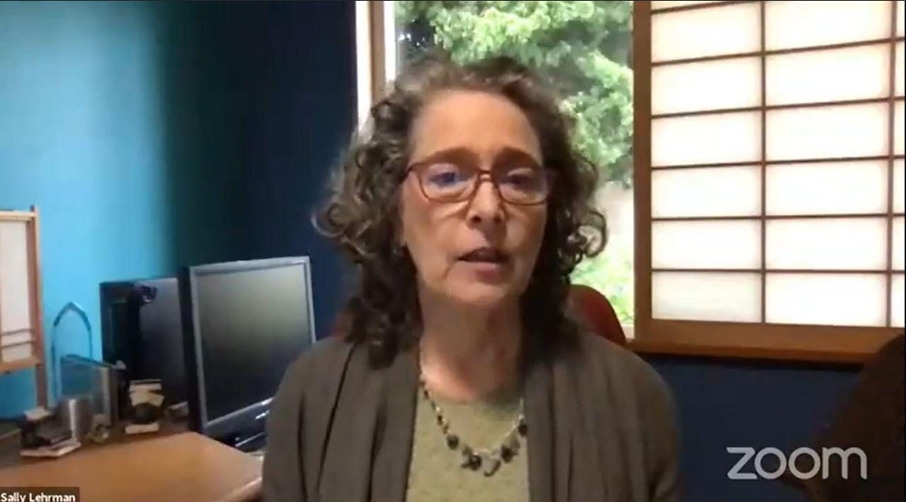 Sally Lehrman