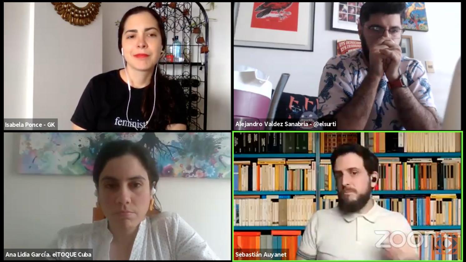 Cuando la pandemia impulsa el cambio - 13 Coloquio Iberoamericano de Periodismo Digital