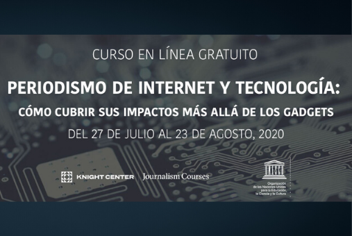 Jornalismo na Internet e tecnologia: como cobrir seus impactos além dos gadgets