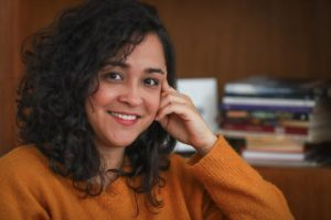 In two years, Joana Suarez published stories in 15 different vehicles. Photo: courtesy