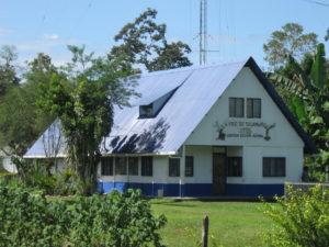 Headquarters of the indigenous community radio La Voz de Talamanca 88.3 FM, in rural Costa Rica. Photo: Disclosure