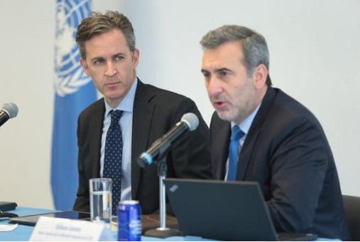 Special Rapporteurs David Kaye (UN) and Edison Lanza (IACHR)