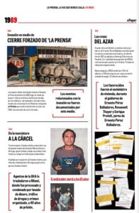 Especial de 40 aniversario de La Prensa de Panamá