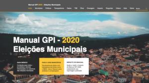 Home projeto Manual GPI Eleições 2020
