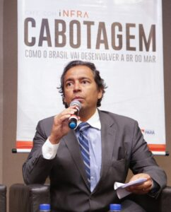 Dimmi Amora, founder of Agência Infra: a journalistic product to serve a specific sector of the market. Photo: André Coelho