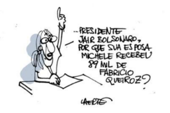 bolsonaro political cartoon feature image