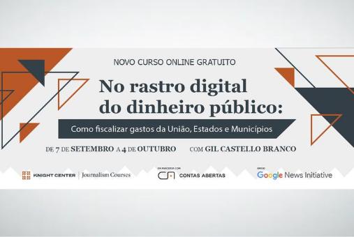 Rastro digital del dinero público