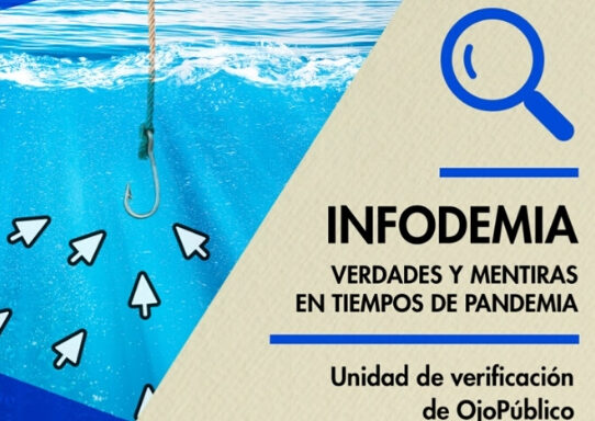 featured pic Libro Infodemia de Ojo Público