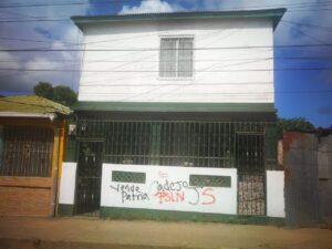 Antigua sede de radio La Costeñísima Nicaragua