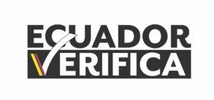 Logo do Ecuador Verifica