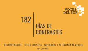 Reporte 2020 del colectivo Voces del Sur