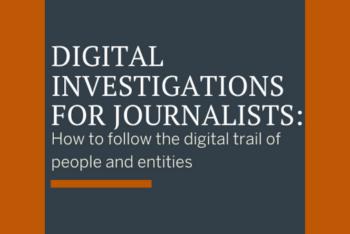 Investigaciones digitales inglés promo