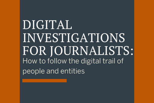 digital investigations promo
