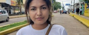 Kalua Salazar, Jefa de Prensa de Radio La Costeñísima de Nicaragua