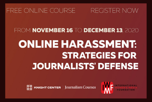 Online Harassment MOOC Featured Image