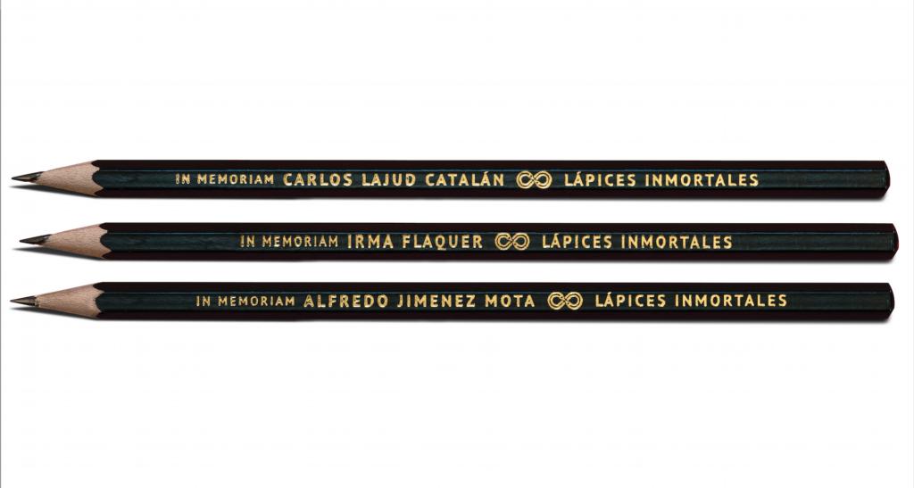 Campaña Lápices Inmortales SIP