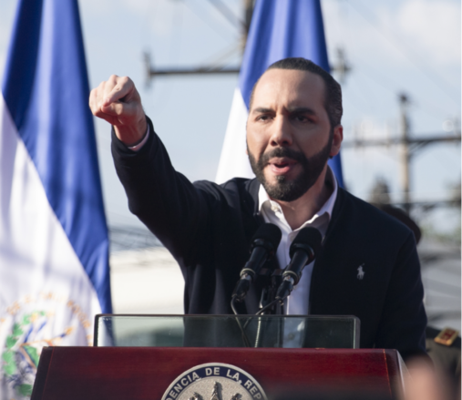 Featured Nayib Bukele, El Faro