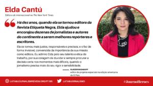 #JOURNOHEROES ELDA CANTU PT