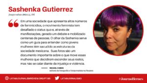 #JOURNOHEROES Sashenka Gutierrez PT