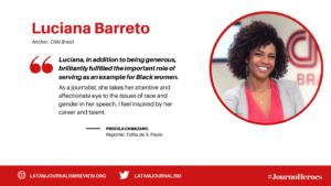 #JournoHeroes Luciana Barreto ENG