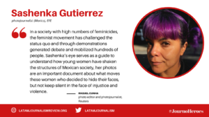 #JournoHeroes Sashenka Gutierrez ENG