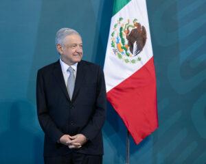 Presidente mexicano Andrés Manuel López Obrador