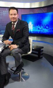 Periodista mexicano Arturo Alba