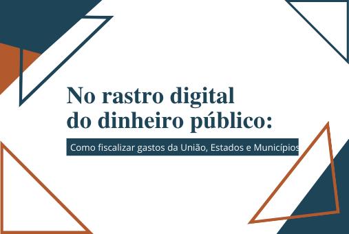 Image for course No rastro digital do dinheiro público