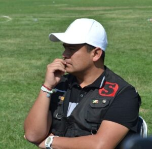 Mexican journalist Israel Vázquez