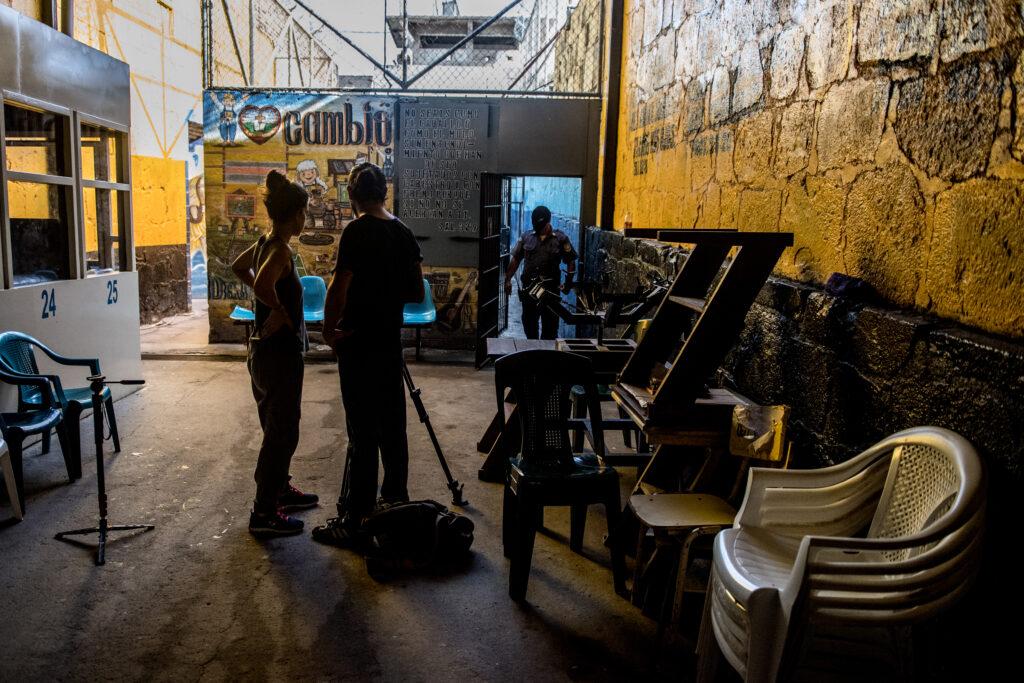Grabación cortometraje Imperdonable de El Faro