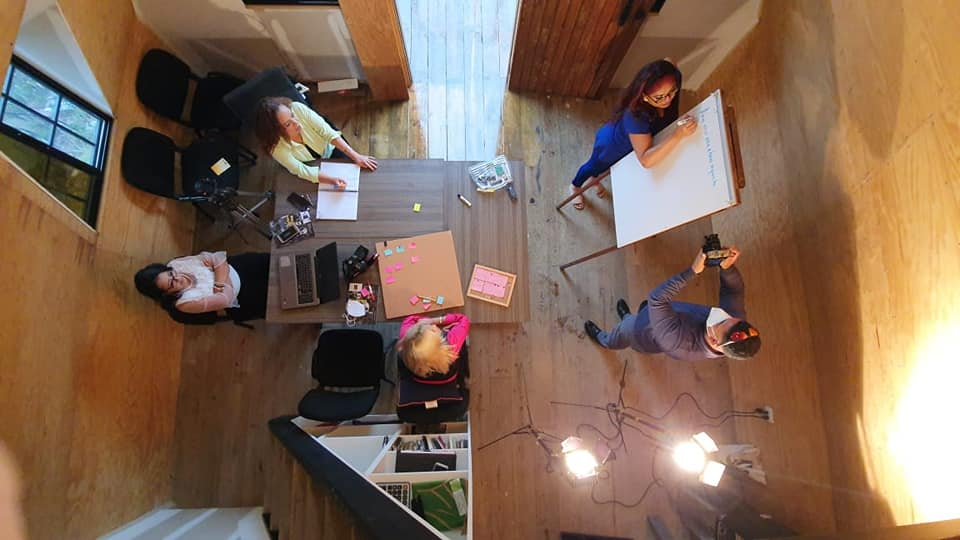 Reporteros de Investigación producción documental