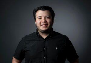 Wilfredo Miranda, jornalista da Nicarágua: a iminente entrada em vigor da lei de delitos digitais levará jornalistas a se calarem. Foto: cortesia