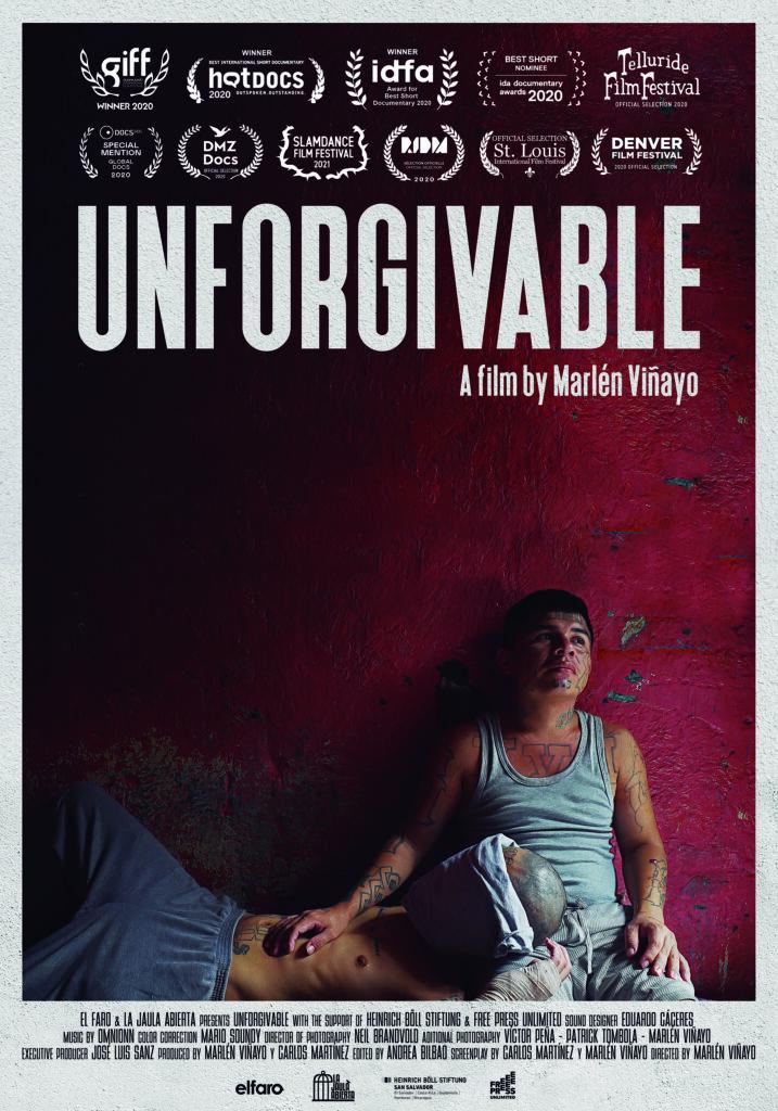 Poster Unforgivable